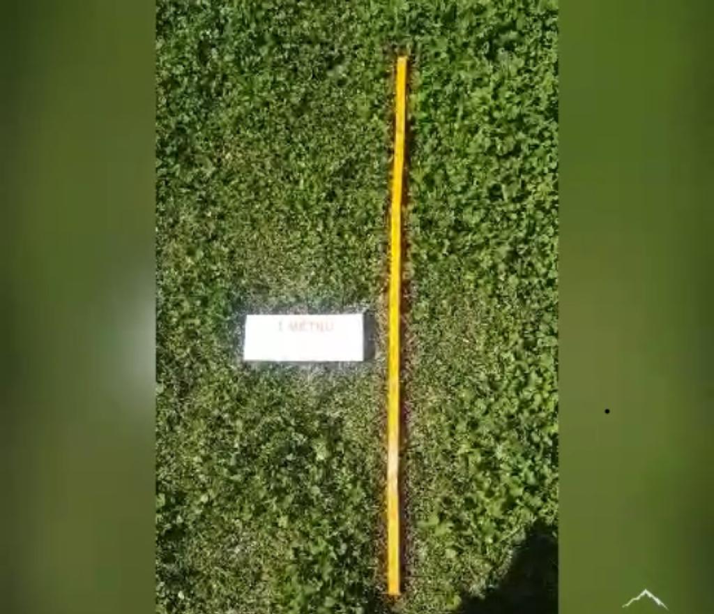 un metro
