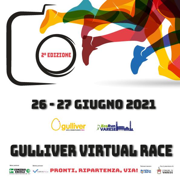 invito ad iscriverti alla Gulliver Virtual Race